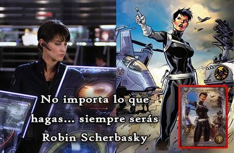 No importa lo que hagas... siempre serás Robin Scherbasky