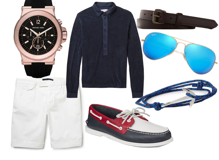 sperry outfit style