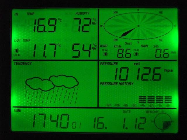 Nuestros aparatos meteorológicos. DSCF4022