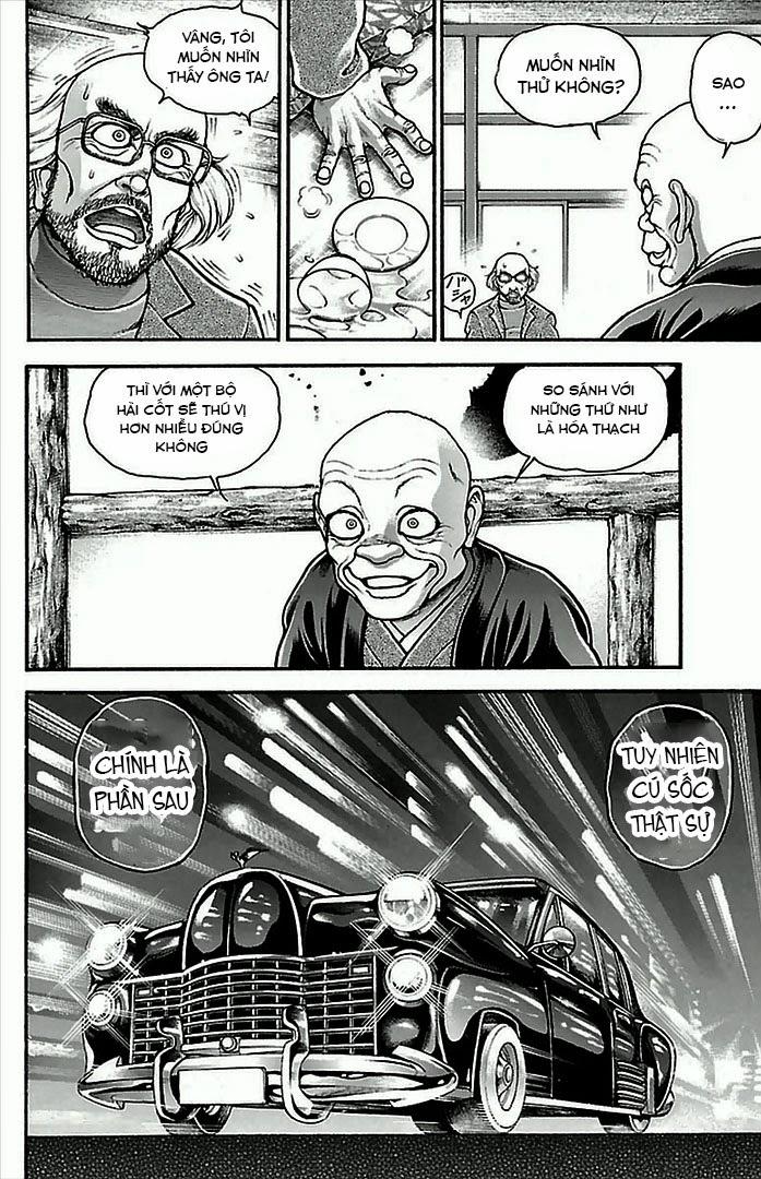 Baki Dou chap 5 Trang 16 - Mangak.info