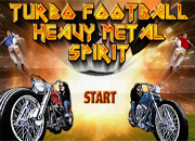 Turbo Football Heavy Metal