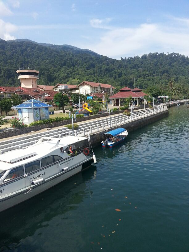 how to go pulau tioman from kl