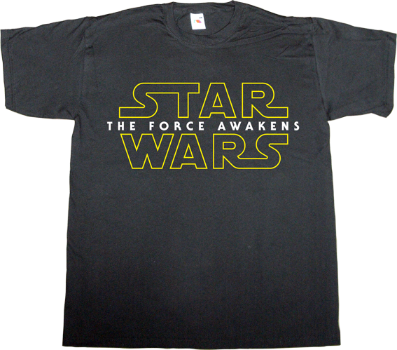star wars fanboy the force t-shirt ephemeral-t-shirts