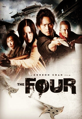 Sinopsis The Four 3 (2014) Film Mandarin
