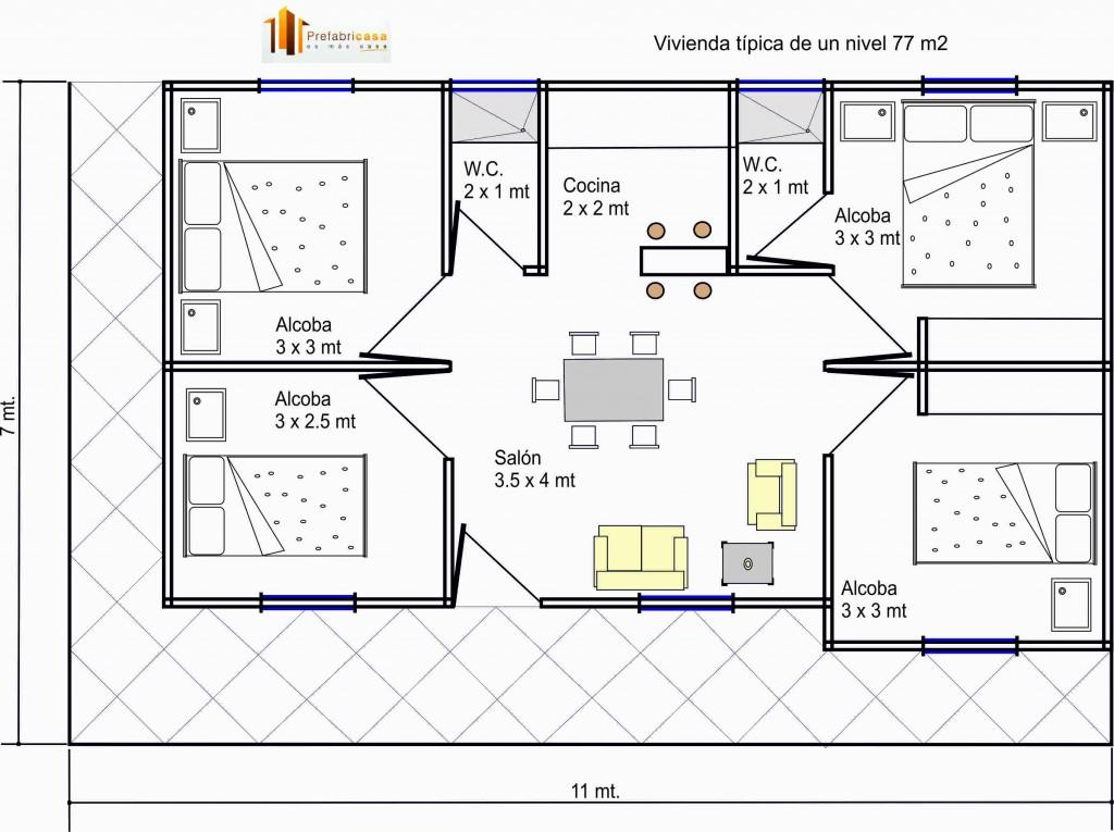Casas prefabricadas creando viviendas sas abril 2011 for Paginas de diseno de casas