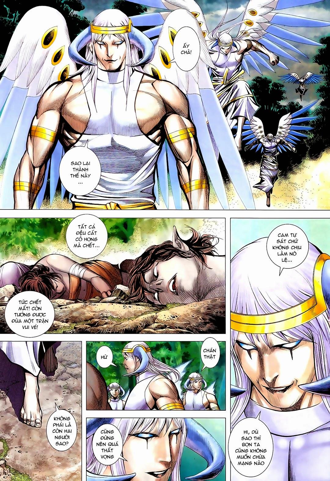 Phong Thần Ký Chap 171 - Trang 18