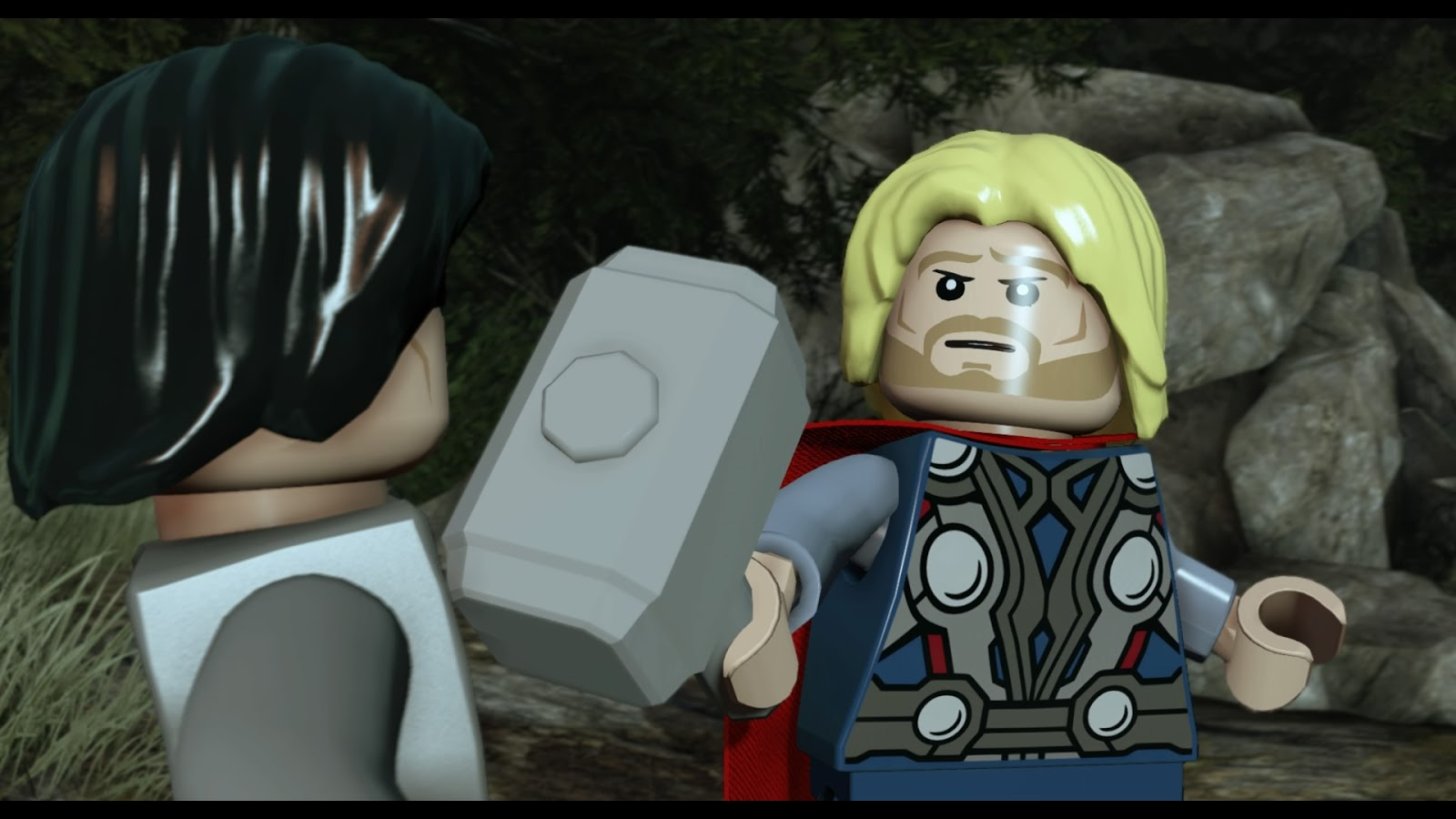 Sibling Rivalry From Thor And Loki