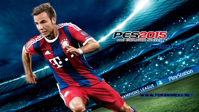 download pes 2015 iso cso