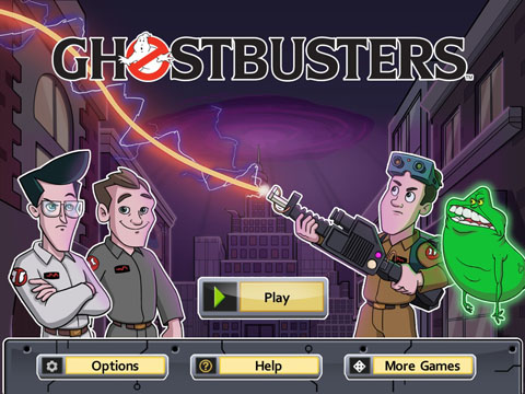 Ghostbusters Free App Game By Beeline Interactive Inc