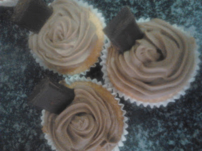 Cupcakes de nar...