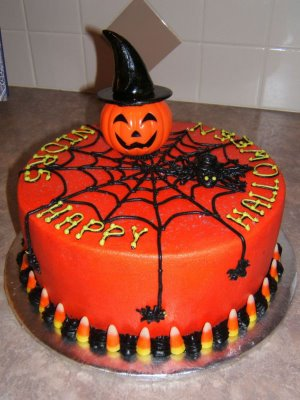 Cake Ideas For Halloween : Halloween Ideas: October 2011