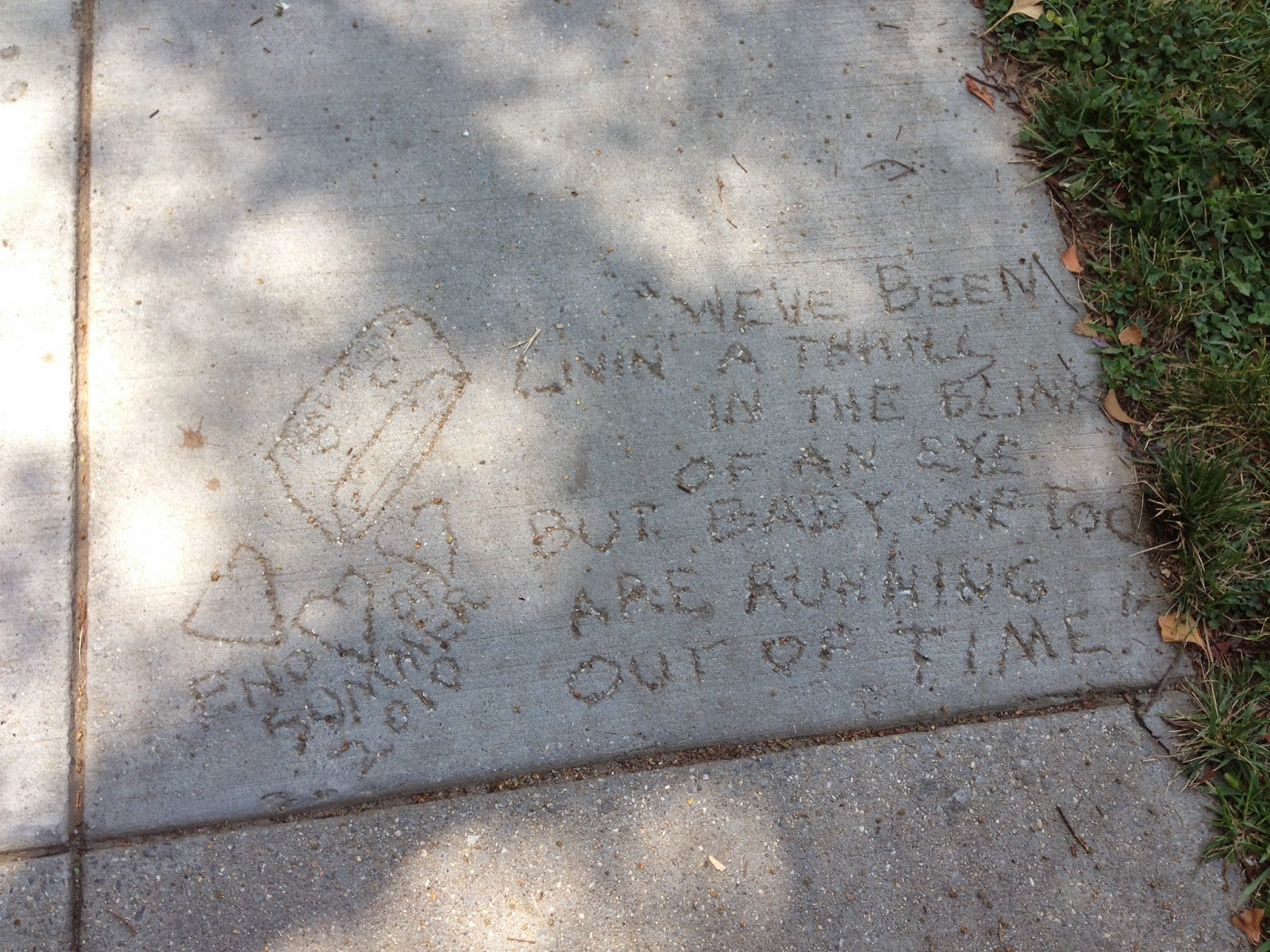 New columbia heights spotted punk lyrics carved into the