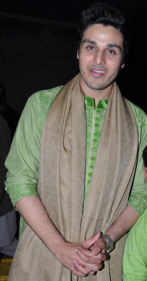 Ahsan khan pics 2013