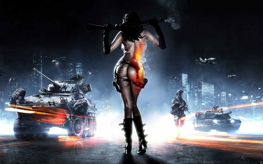 Battlefield 3 Women