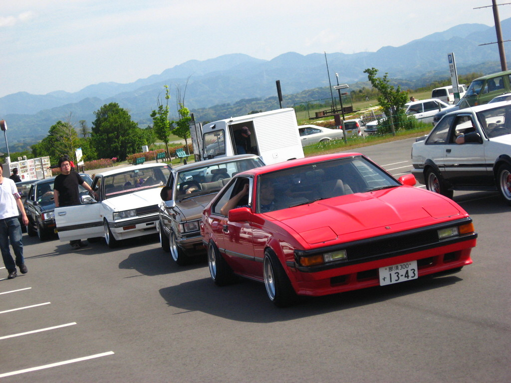 Toyota Celica, XX, Supra, MK2, A60, JDM, tuning, youngtimer, klasyk, japoński sportowy samochód, coupe, zdjęcia, 日本車, チューニングカー, スポーツカー, トヨタ