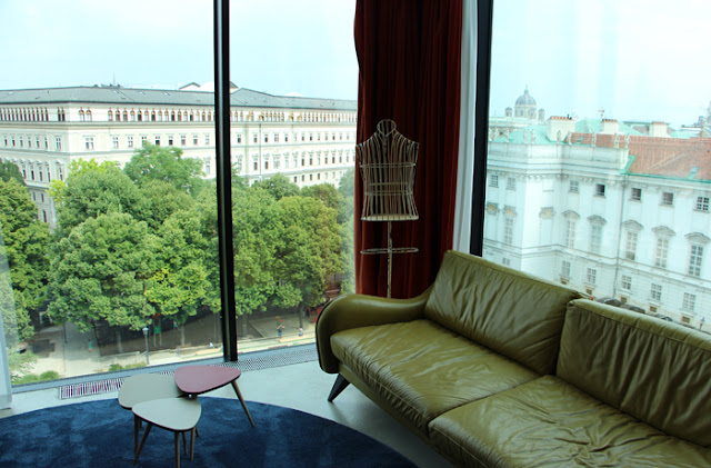 Hotel 25hours in Wien
