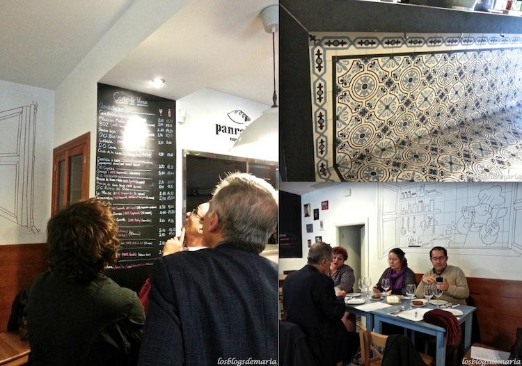 Come y Comparte, nos reunimos en Panrallado, Sevilla