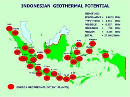 potensi energi panas bumi indonesia