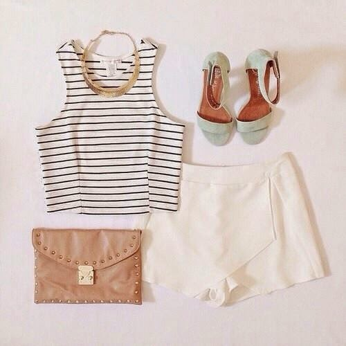 Latest Summer Outfits Ideas #24.