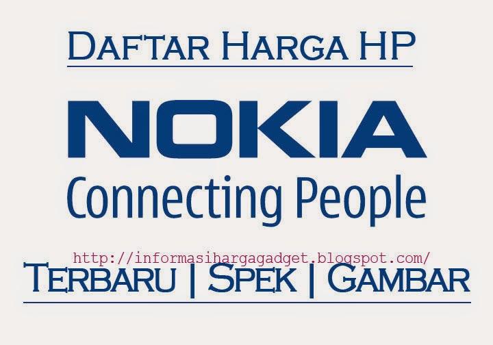 Gambar Daftar Harga HP Nokia Terbaru