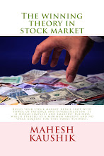 "My besstselling book publish from USA""The winning theory in stock market"""