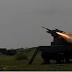 Uji Coba Sistem Pertahanan Udara Komposit TD-2000B