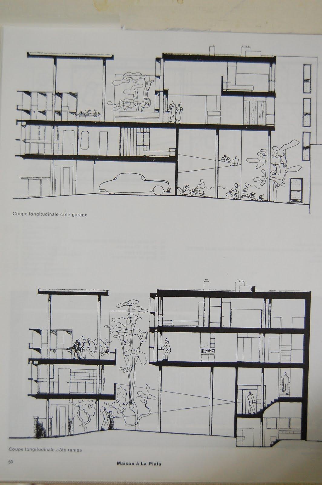 Arquitectura 1 agg curutchet le corbusier 1949 la plata - Agg arquitectura ...
