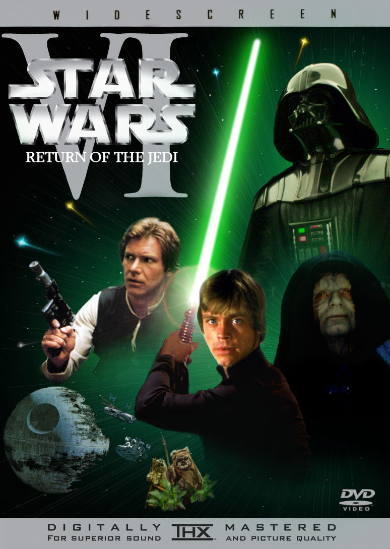 Star wars episode vi : return of the jedi สตาร์