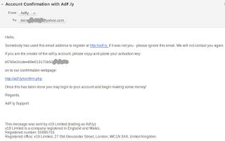 contoh email konfirmasi