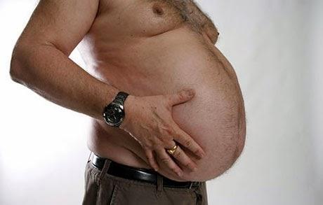 Les hommes ayant du ventre sont plus endurants au lit