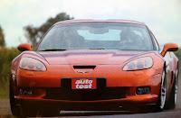 frente trompa Chevrolet Corvette Z06