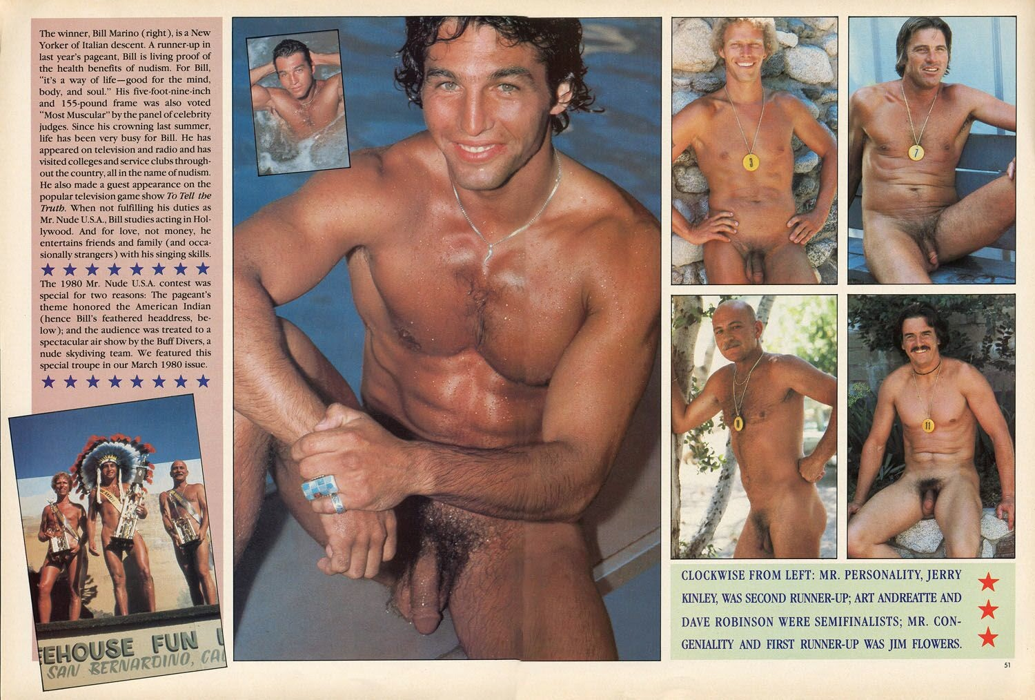 Nude Contest Video Mr