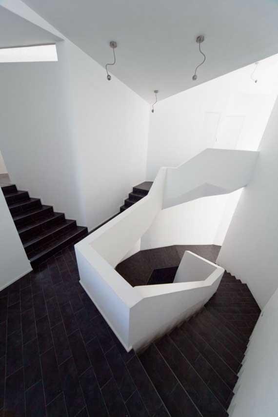 Arte y Arquitectura: Escaleras de caracol