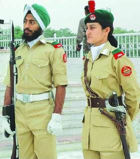 indian bureaucracy police and army Armed forces: bureaucracy's ways and illusions  of the defence services and the central armed police forces (capf)  the indian bureaucracy .
