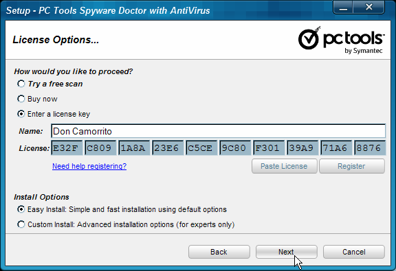 Spyware doctor download free crack