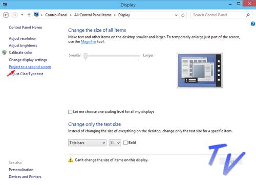 Windows 10 LCD Proyektor