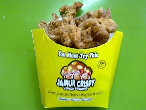 Jamur Crispy 'ASLI'