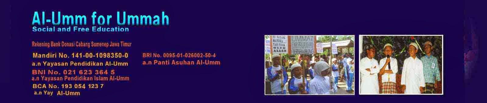 Panti Asuhan Yatim Piatu Dhuafa' Al-Umm