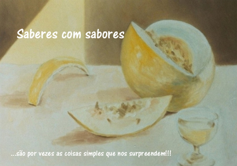 Saberes com Sabores