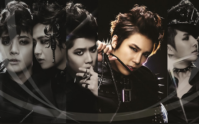 Park Jung Min - SS501 Wallpaper