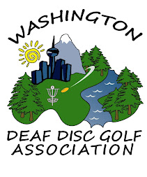 9. Washington Deaf Disc Golf/Scott Martin