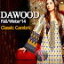 Dawood Winter 2014-2015 | Classic Cambric Winter Dress Collection 2014