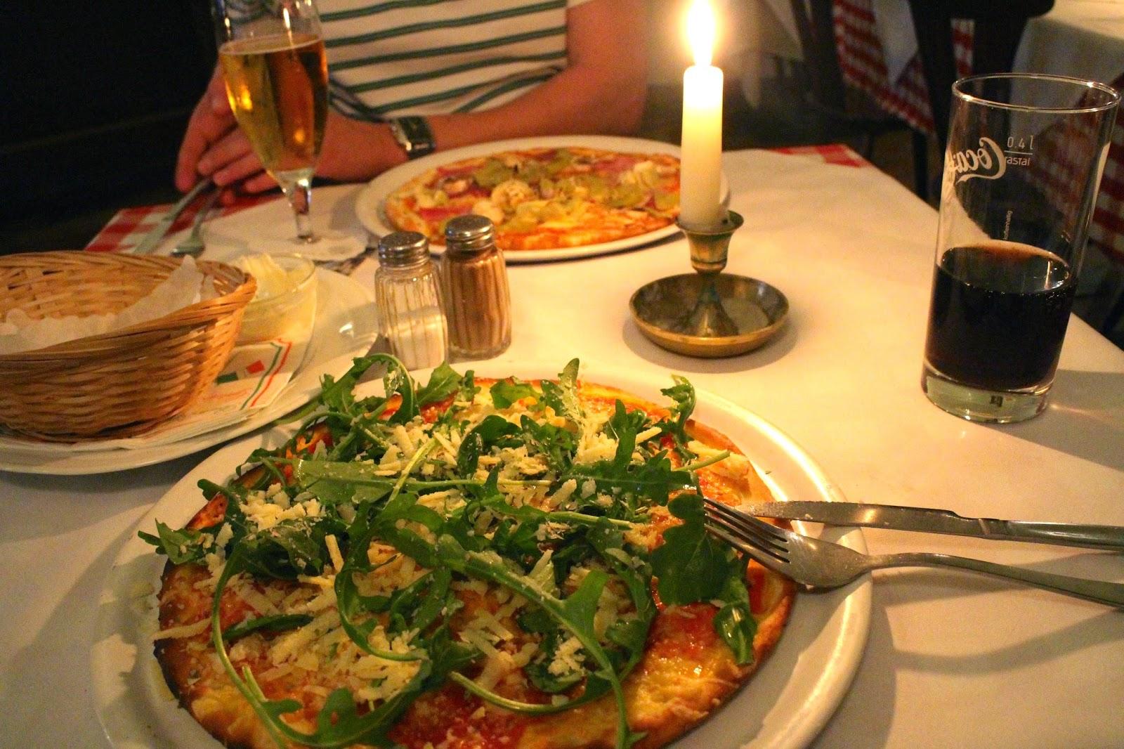 pizza, berlin