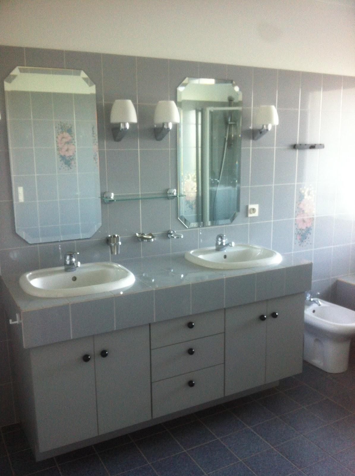 architecture d 39 int rieur salle de bain ann es 70