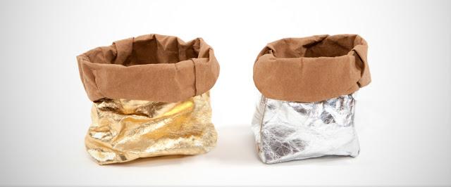 paper bags by le sorelle