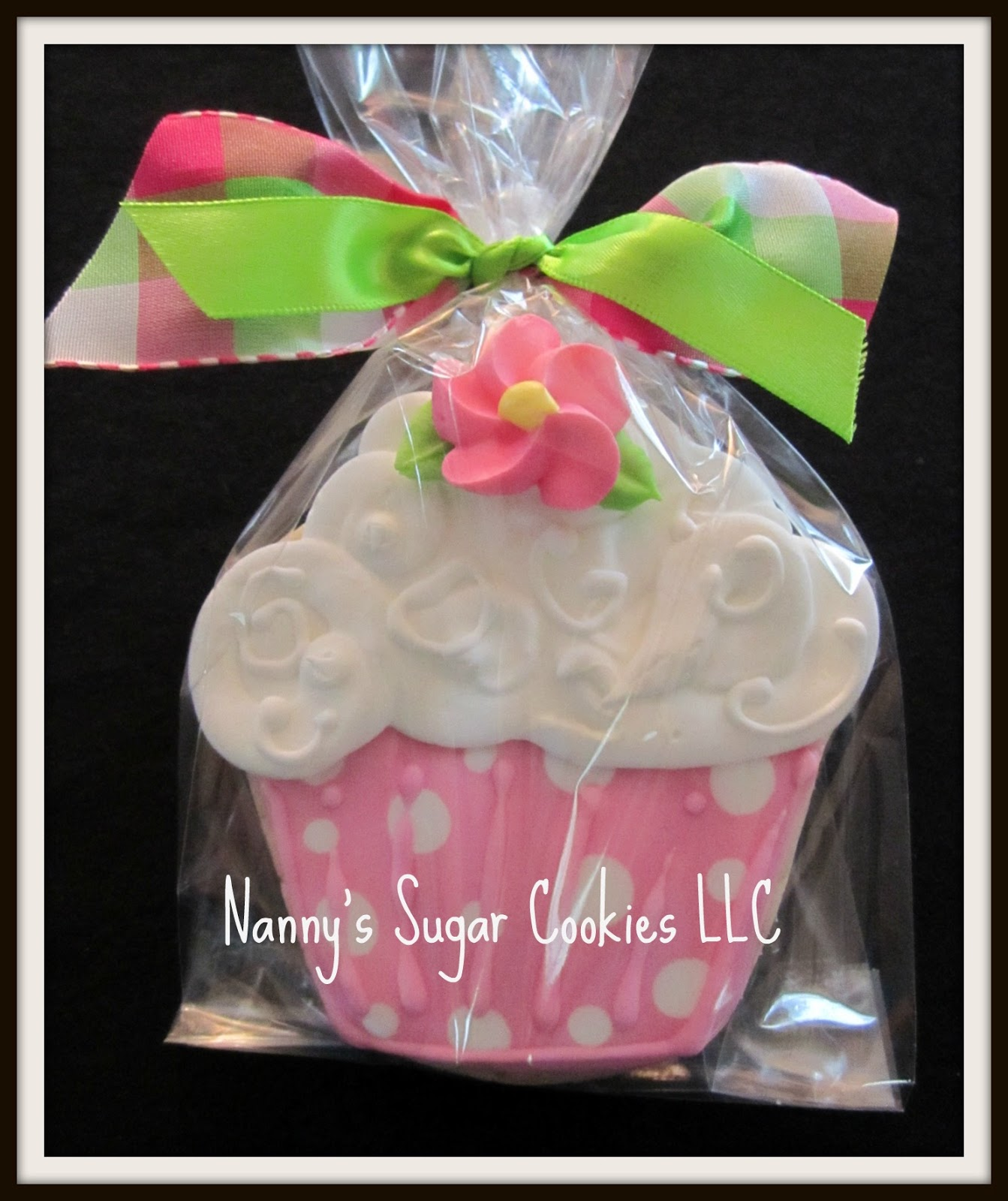 Nanny\'s Sugar Cookies LLC: Cookie Favors perfect for everyday....