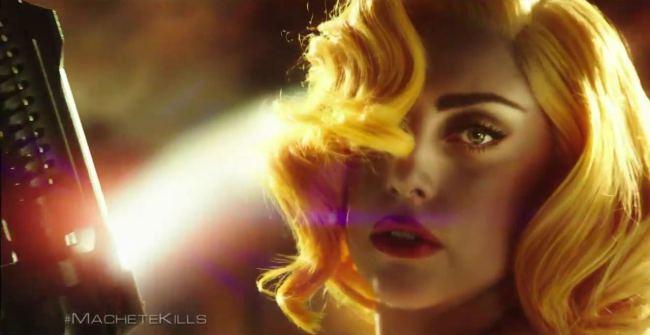 Machete Nude Scenes Lady Gaga