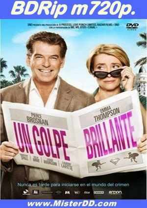 Un golpe brillante (2013) [BDRip m720p.]