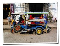 Laosian Tuctuc