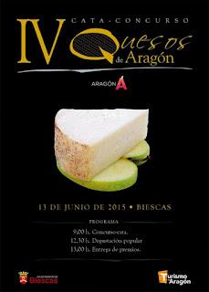 IV Edición de la Cata-Concurso Biescas queso